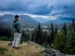 Horseshoe Basin, Pasayten Wilderness, Washington, U.S.A.